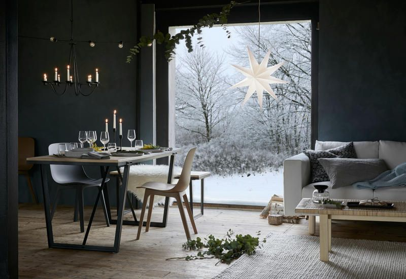 Casetta Di Natale Ikea : Ikea per natale
