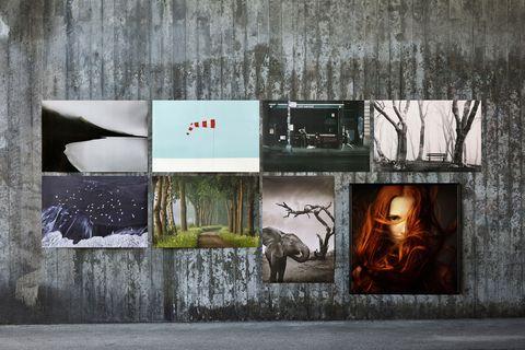 Colección Ikea de fotografía Norrhassel