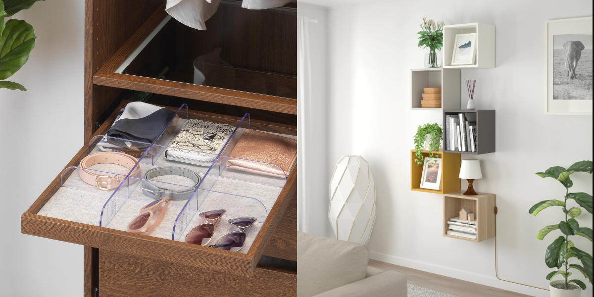 10 of the Most Popular Organizing Products You Can Buy at Ikea