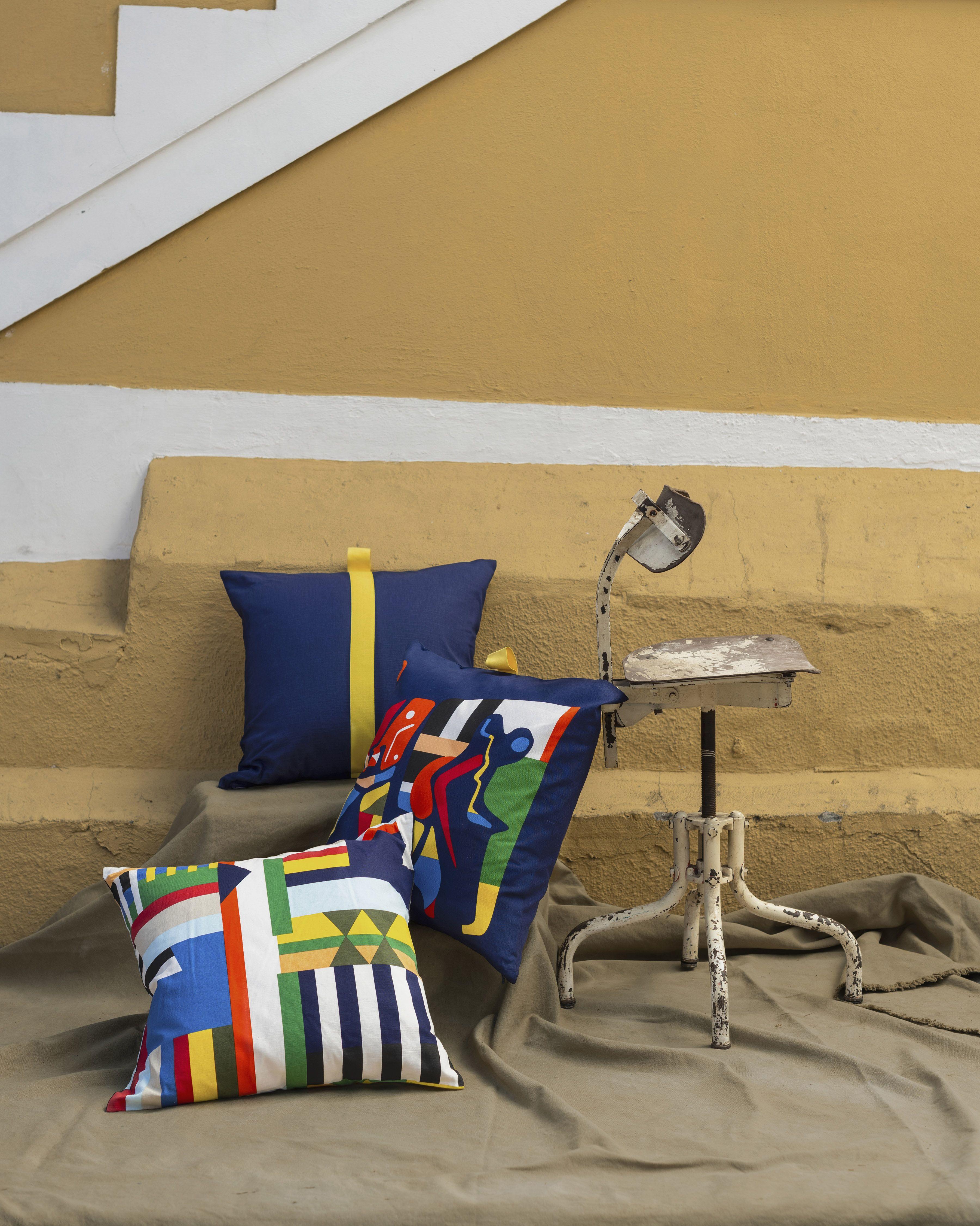 Met de ÖVERALLT-collectie neemt IKEA je mee naar Afrika.