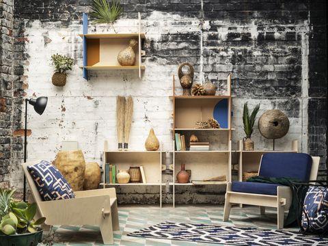 Rode Kussens Ikea : Ikea op zn afrikaans: dit is de nieuwe collectie van het zweedse