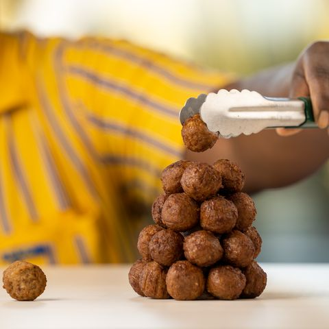 meet ikea plant balls a more sustainable version of the iconic meatballs