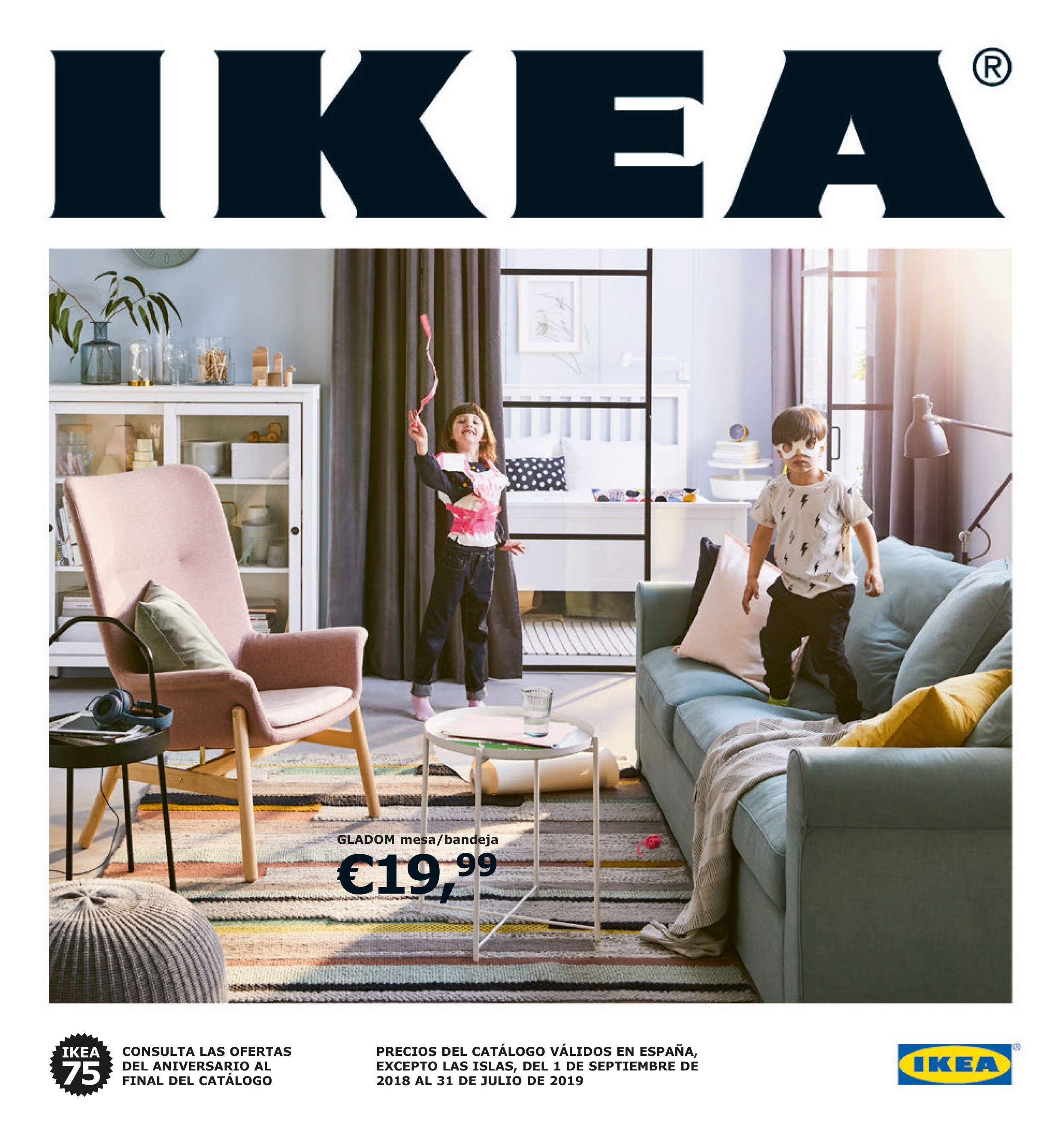 Catálogo IKEA - Diez piezas del nuevo catálogo de IKEA que queremos ...