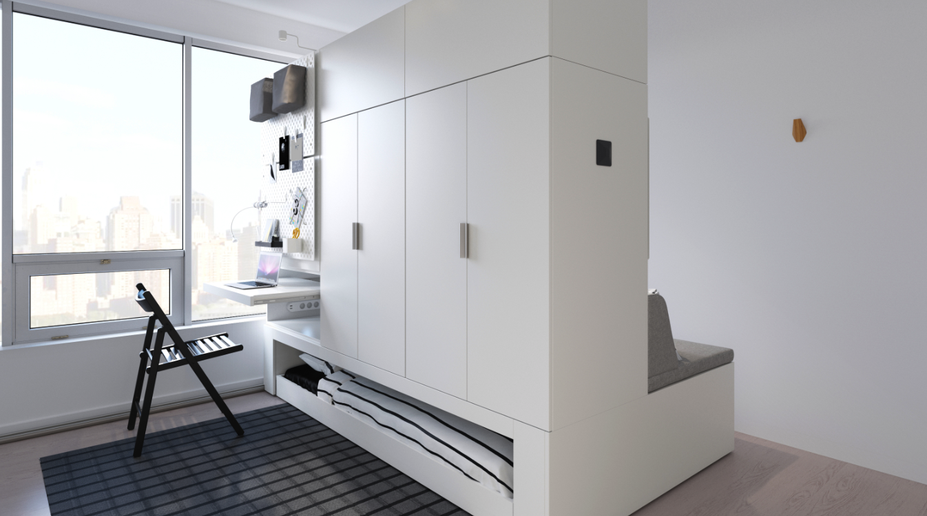 Ikea's Rognan is Made is For Teeny Apartments