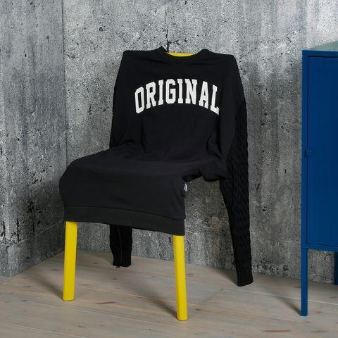 funda de silla de la colección sammankoppla de ikea