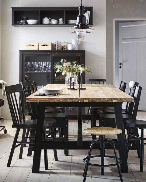 ikea baja precio de las piezas más vendidas en españa mesa kogsta