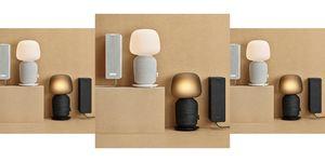IKEA x Sonos speakers - IKEA en Sonos lanceren betaalbare design-speakers
