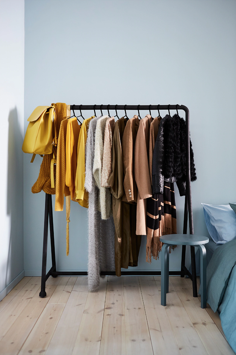 Which Ikea Clothes Rack Is