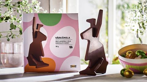 Conejo de Pascua VÅRKÄNSLA de IKEA