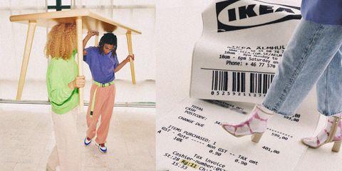 IKEA con Off-White, collezione Markerad è l\'investimento da fare
