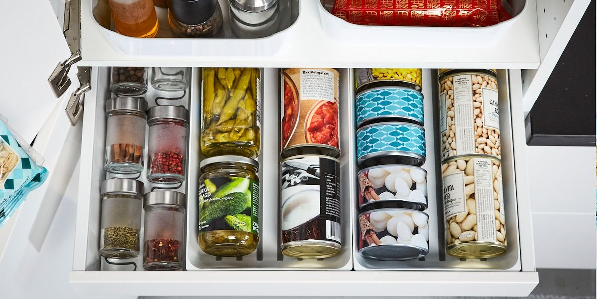 Kitchen Organization Questions, Answered By an Expert