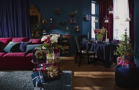 Ikea Christmas First Look At Ikea S Festive Winter Collection