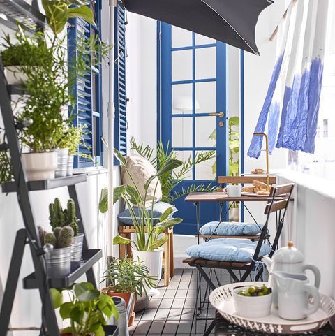 Best Balcony Furniture Ideas For Small Spaces