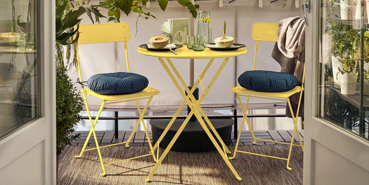 Terrific Best Balcony Furniture Ideas For Small Spaces Creativecarmelina Interior Chair Design Creativecarmelinacom