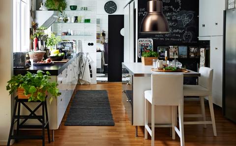 Las islas de cocina para todos los gustos que todo chef necesita