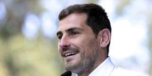 Iker Casillas habla de su parte médico