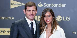 Iker Casillas y Sara Carbonero aniversario de Marca