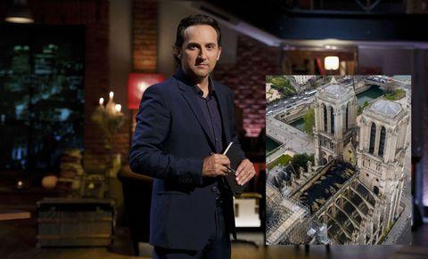 Cuarto Milenio\' analiza los secretos de Notre Dame
