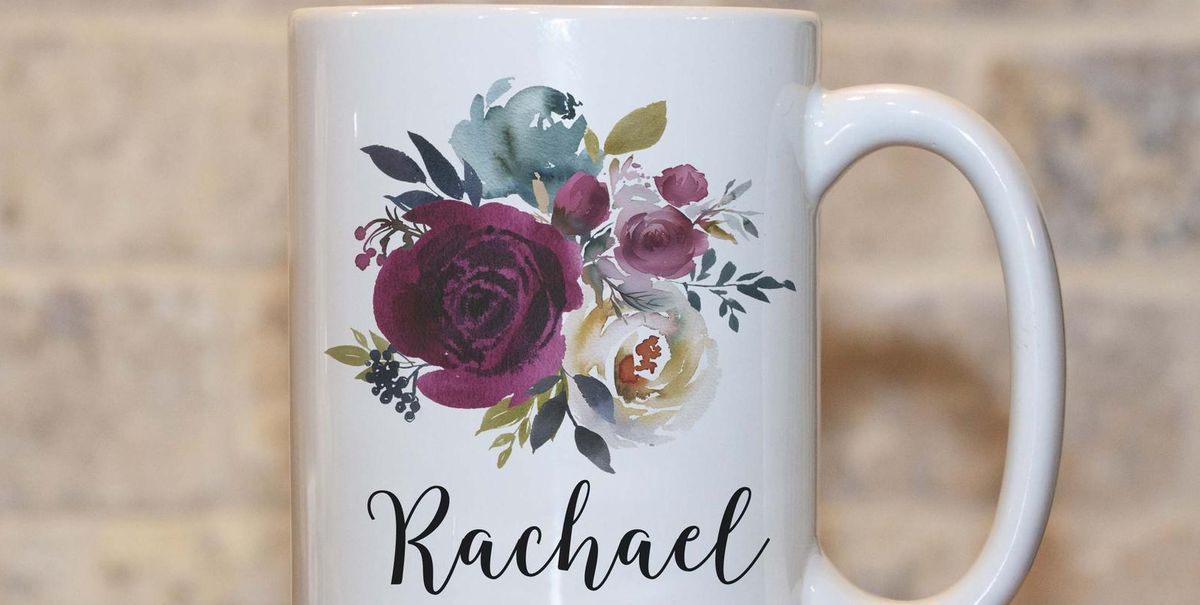 This Adorable Custom Name Mug Is the Perfect Gift for Friends or Co-Workers