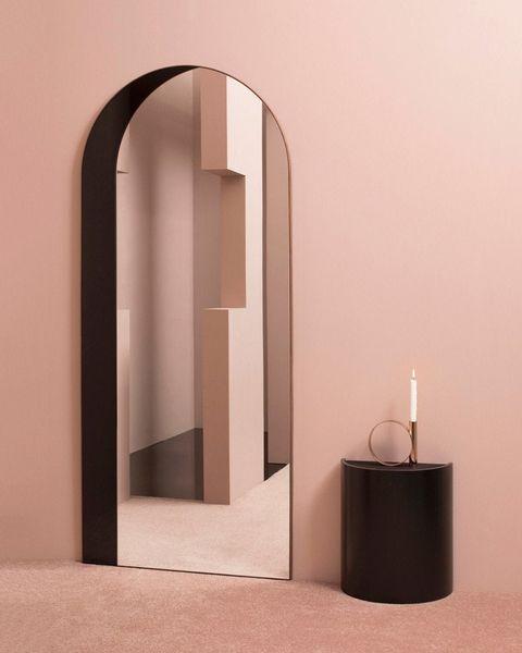 magic full length floor  wall mirror