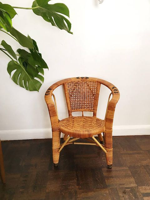 Furniture, Chair, Product, Wicker, Hardwood, Grass family, Outdoor furniture, Wood, Plant, Room,