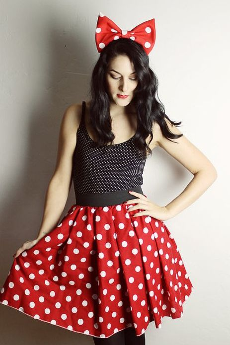 30a9d015c 3 Easy Ways Mother-Daughter Duos Can DIY Their Minnie Mouse ...