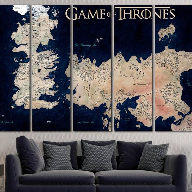 All Of The Thrones Decor You Need To Prepare For Series Finale This Sunday