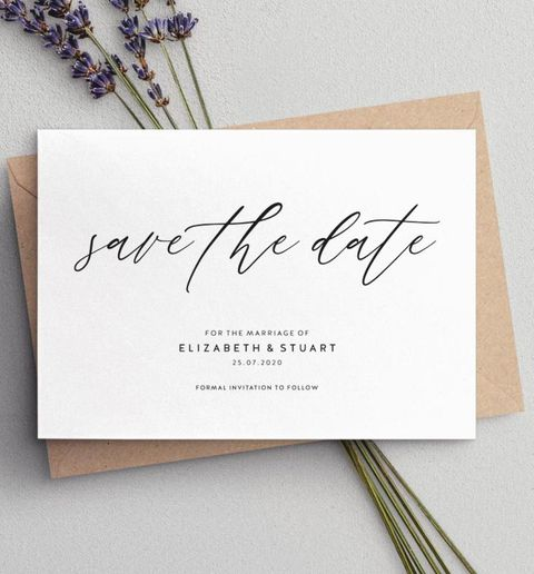 Save The Date Ideas - Cards