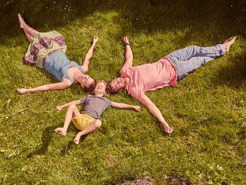Leg, Grass, Happy, People in nature, Summer, Youth, Barefoot, Foot, Walking shoe, Balance,