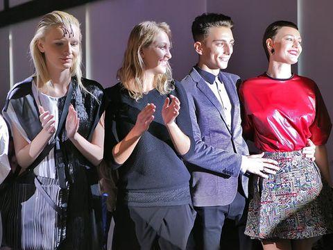 Fashion, Waist, Tie, Belt, Fashion design, One-piece garment, Handbag, Makeover, Abdomen, Day dress,