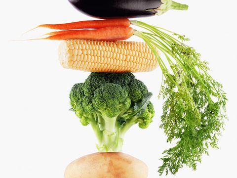 Vegetable, Broccoli, Carrot, Leaf vegetable, Cruciferous vegetables, Food, Natural foods, Vegan nutrition, Vegetarian food, Produce,