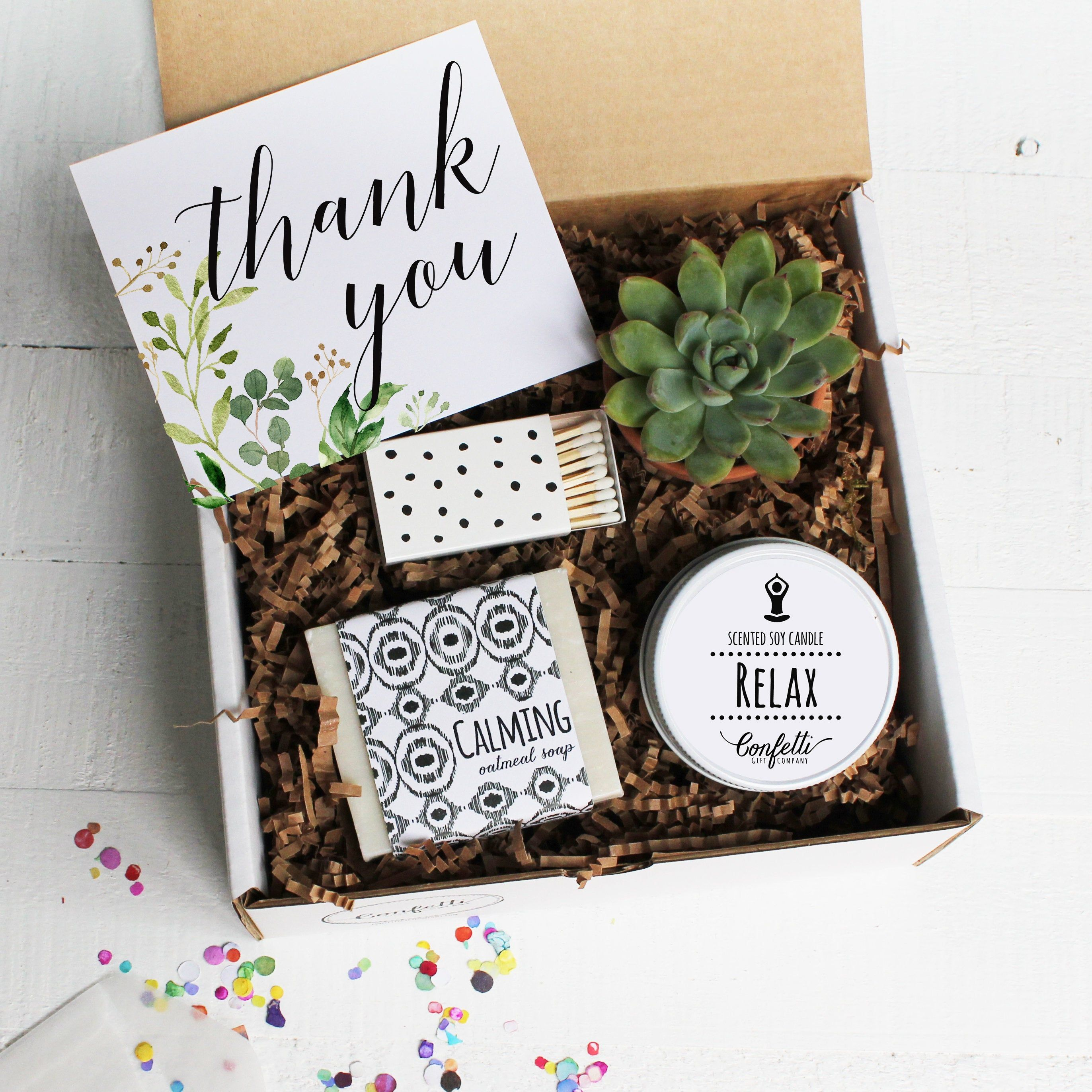 20 Best Thank You Gift Ideas - Thoughtful Gratitude Gifts