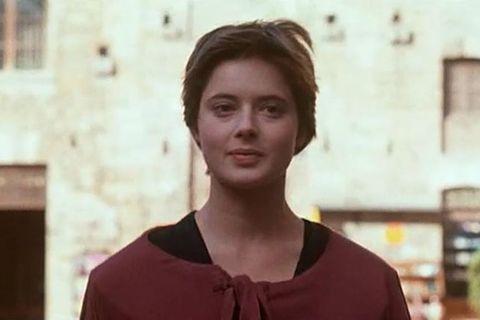 isabella rossellini, il prato, the meadow, movie