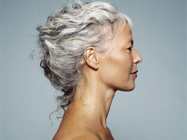 Il rimedio per i capelli bianchi  una nuova pillola af99a757d7a7