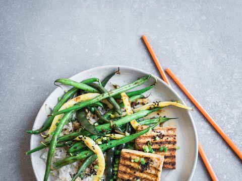 Food, Cuisine, Dish, Ingredient, Green bean, Vegetarian food, Produce, Recipe, Plant, Vegan nutrition,