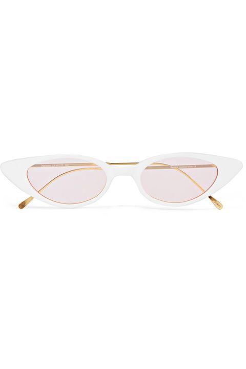Illesteva Cat Eye Sunglasses