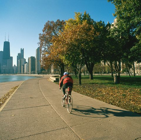 Getting Outside in City Green Spaces May Help You Live Longer