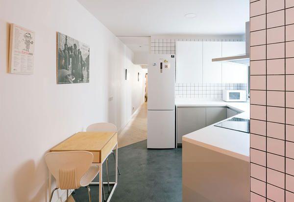 Ristrutturazione casa tanta luce per un appartamento di madrid