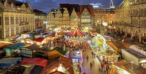 De Indrukwekkendste Duitse Kerstmarkten Op Vier Uur Rijden