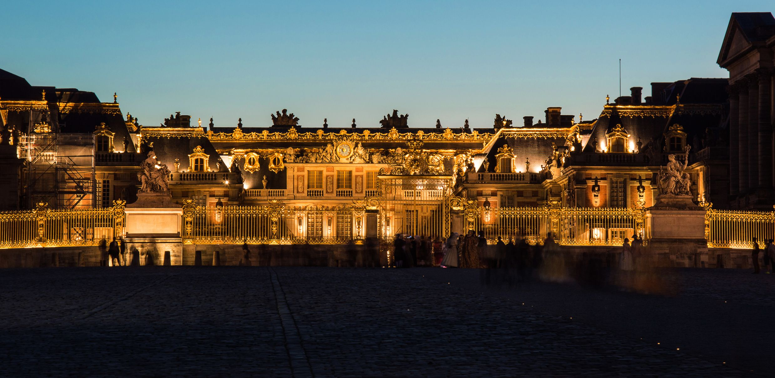 Live Like Royalty And Stay At This Hotel Inside The Palace of Versailles That's Opening Next Spring
