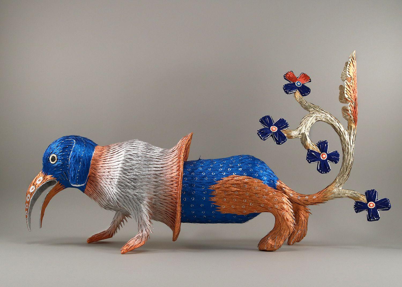 Illuminated Piñatas, por Roberto Benavidez
