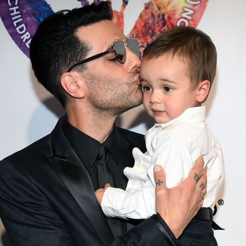 Criss Angel's HELP Charity Event Benefiting Pediatric Cancer Research And Treatment