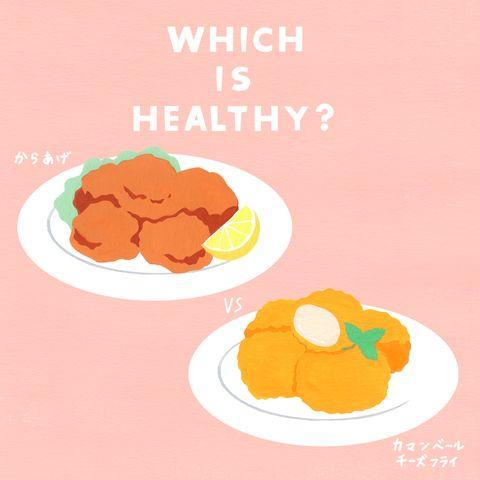 Food, Orange, Dish, Illustration, Cuisine, Font, Breakfast, Junk food, Baked goods, Fried egg,
