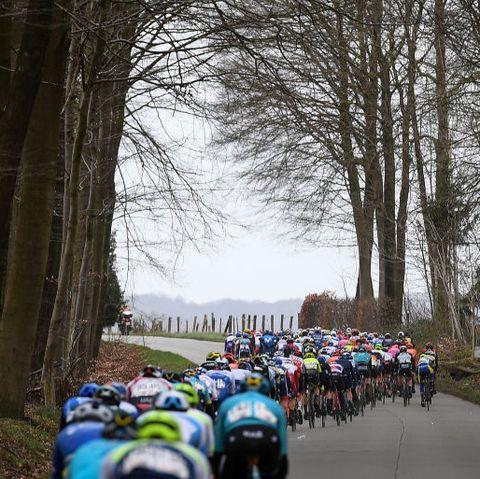 CYCLING KUURNE BRUSSEL KUURNE RACE 71TH EDITION