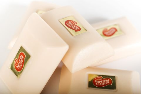 Imperial Leather soap sticker