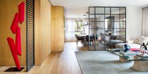 Casa panelada en roble de Ilmiodesign
