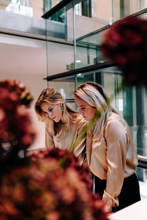Foto's Harper's Bazaars Juwelennacht 2019