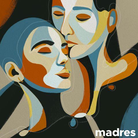 la ilustración de rocío montoya por el día de la madre, publicada en el instagram de elle