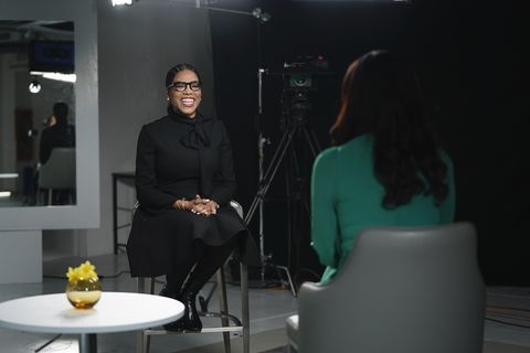 ilyasah shabazz with soledad o'brien