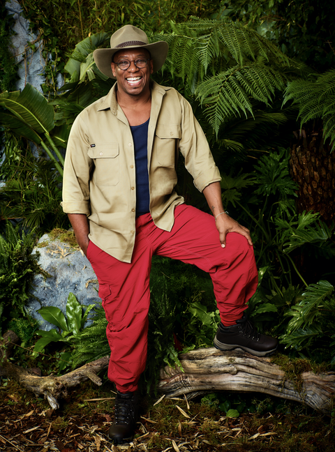 I'm a Celebrity...Get Me Out of Here! 2019: Ian Wright
